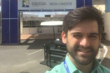Foto do Congresso Brasileiro De Cirurgia de Joelho 2016 em Salvador, Bahia. #botaacaranosol