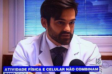 Dr Pedro Bastos em entrevista a TV Bandeirantes. Abril/2016