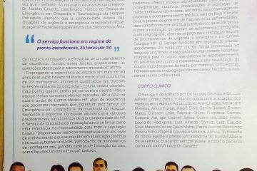 Matéria do Jornal da Band – Celular Prejudica o Exercício Físico