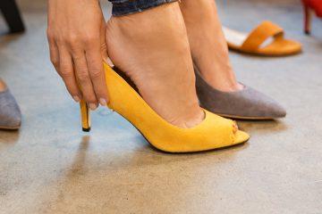 E agora, qual sapato usar?