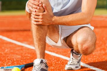 Atividade física ou esportiva pode propiciar uma lesão ligamentar no joelho?